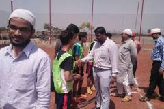 A Sports Tournament was organised at the Shaheen PU college boys Campus.