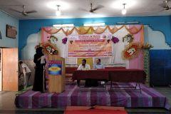 AICU inogration ceremany in shaheen and nobel pu college gulbarga