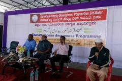 college student awerness program for educational loan shaheen pu college