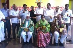 Karnataka State Govt Employee Union ki Janib se Dr Abdul Qadeer Ko