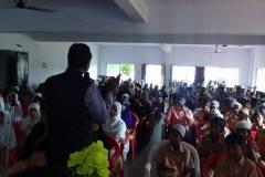 personality development and motivation work at shaheen public scholl zaheerabad