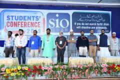 Dr. Abdul Qadeer at SIO Foundation Day Program