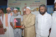 "Dr. Abdul Qadeer, Secretary Shaheen Group of Institutions, Awarded with ""Hazrat Khwaja Abul Faiz R.H Award"""