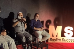 Dr. Abdul Qadeer shared the success story of Shaheen in Muslim Success Stories held at Mangalore