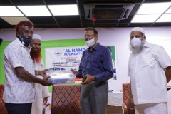 First Aid kit was distributed to 43 booth volunteers of Bidar city