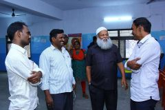 Karnataka State Level Table Tennis Tournament quarter, semi and final matches were held.