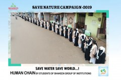 save water and save world