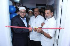 the inaugration of control room